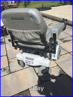 Hoveround MPV5 Power Chair New Tires And Batteries (Free Local Delivery)
