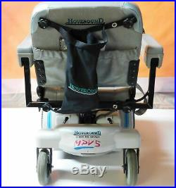 Hoveround MPV5 Power Wheelchair Brand New Batteries