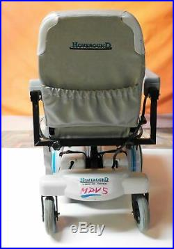 Hoveround MPV5 Power Wheelchair Brand New Batteries Nice