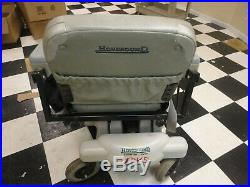Hoveround MPV5 Power Wheelchair With Charger 2 New Batteries 300 LB