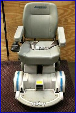 Hoveround MPV5 Signature Series Power Wheelchair New Batteries Blue