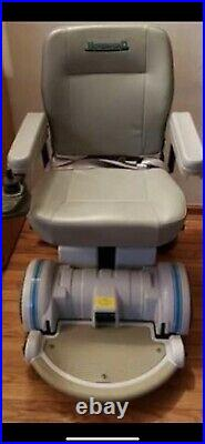 Hoveround Mpv5 Power Wheelchair Made In USA New Batteries Mobility Chair