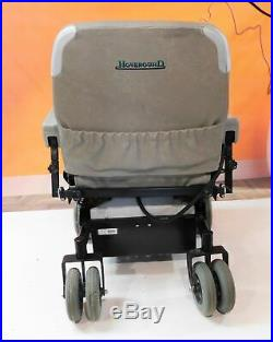 Hoveround Teknique XHD Power Wheelchair Brand New Batteries