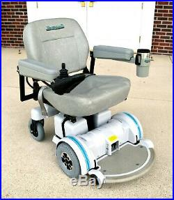 Hoveround power chair-nicest on Ebay mint new batteries used less than1 hour
