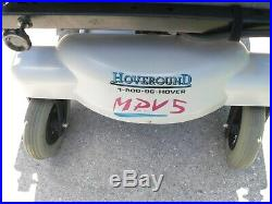 Hoverround Mpv5 Electric Motorized Wheelchair Slightly Used No Batteries