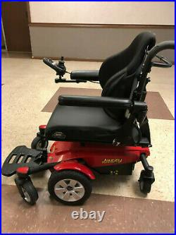 I have a brand new Jazzy Select 6 for sale. It has new batteries, a Synergy seat