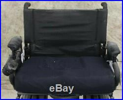 INVACARE ARROW STORM 2G ELETRIC WHEELCHAIR POWER CHAIR WithBATTERY CHARGER