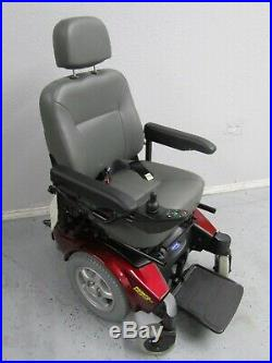 INVACARE PRONTO M91 POWER WHEELCHAIR With NEW BATTERIES