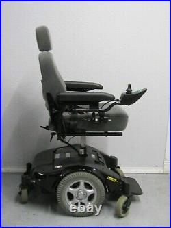 INVACARE PRONTO M91 POWER WHEELCHAIR With POWER LIFT. NEW BATTERIES