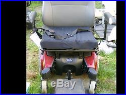 INVACARE Pronto M94 BARIATRIC Power wheelchair. Comes with BRAND NEW BATTERIES