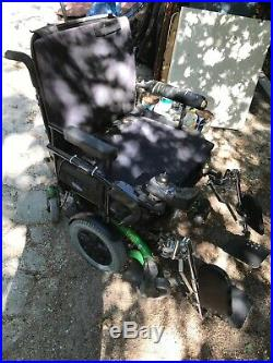INVACARE S ELECTRIC WHEELCHAIR -Works Great! Has -2 Xtra Brand New Batteries
