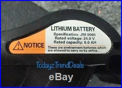 Innuovo Lithium-Ion Battery N5513A Electric Powered Wheelchair