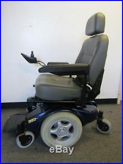 Invacare M91 Power Wheelchair In Mint Condition, New Batteries