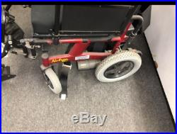 Invacare Nutron R32lx 350 Watts Motorized Electric Wheel Chair -needs Battery