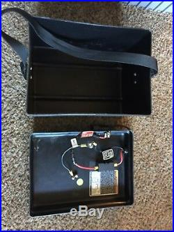 Invacare Power Wheelchair P7E Electric Battery Box With Cable