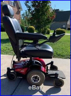 Invacare Pronto M41 Power Wheelchair / Scooter with BRAND NEW BATTERIES