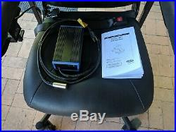 Invacare Pronto M41 electric wheelchair withbrand new batteries