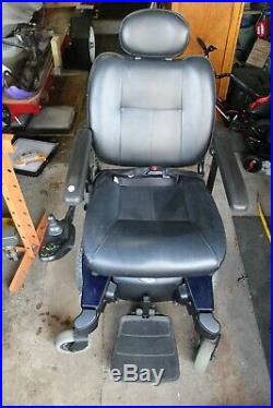 Invacare Pronto M51 Electric Power Wheelchair. Brand New Batteries