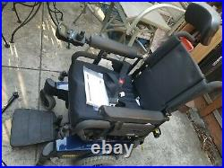 Invacare Pronto M71 with SureStep Power Wheelchair 2 New Batteries