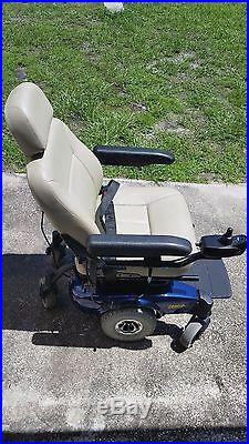 Invacare Pronto M71 with SureStep Power Wheelchair New Batteries