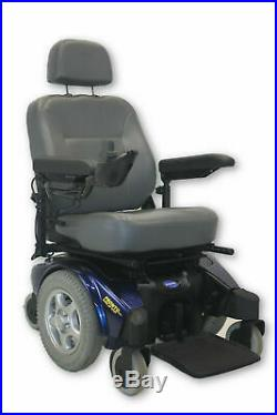 Invacare Pronto M91 Power Wheelchair Mobility Chair with Brand New batteries