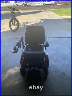 Invacare Pronto M91 SureStep Power Wheelchair with NEW Battery