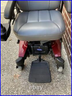 Invacare Pronto Sure Step M51 With New Batteries And Manual Mobility Chair
