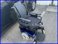 Invacare Pronto Sure Step Power Motorized Electric Wheelchair New Batteries
