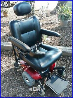 Invacare Wheel Chair Pronto M41 Power Wheelchair with batteries and charger