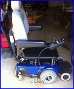 JAZZY POWER CHAIR 1113 ATS. New Batteries
