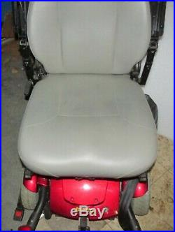 JAZZY SELECT 6 ULTRA Electric Wheelchair Power Chair As Is/No Battery