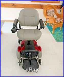 Jazzy 1103 Ultra Power Chair withLift Seat and New Batteries