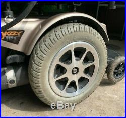 Jazzy 1121 Power Wheel Chair Needs Batteries Works Perfect