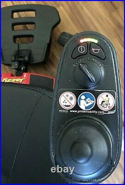 Jazzy 6 Select Electric Wheelchair with Two (2) Brand New Batteries. Runs great