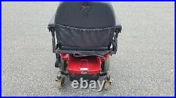 Jazzy 614 HD POWER WHEEL CHAIR Charger, manual, spare belt, with batteries