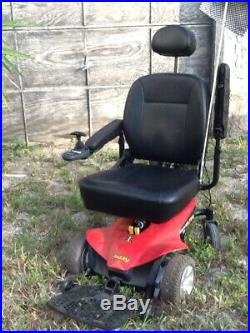 Jazzy Electric Power Chair Mobility Scooter, New Battery, Local Delivery Option