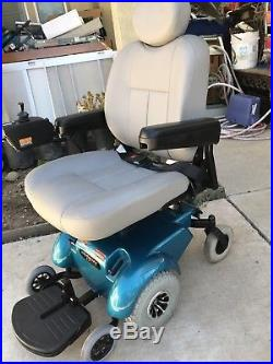 Jazzy Mini Ultra Power Chair by Pride Mobility Comfortable, Durable, Safe