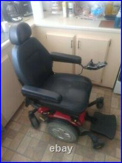 Jazzy Power Wheelchair Duracell Batteries & Charger Delivery Vegas