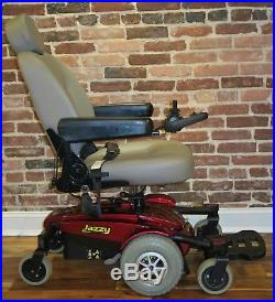 Jazzy Select 6 Power Chair With Brand New Batteries And Super Comfy Highback