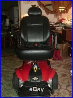 Jazzy Select Elite New Batteries Power Wheelchair 18 Seat Pride We Ship