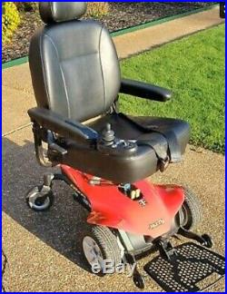Jazzy Select Elite Power Chair(300lb) Has Brand New Batteries & Owners Manual