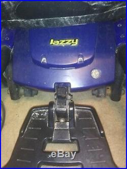 Jazzy Select Elite Power Chair(325lb capacity) Used. 3yrs old new battery. Blue