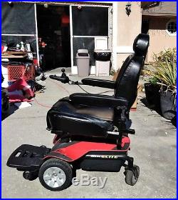 Jazzy Select Elite Power Wheelchair, New Batteries