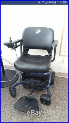 Jazzy Select Elite Powerchair. New batterie. Excellent operating conditiion