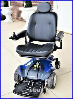 Jazzy Select Elite power chair nice condition new batteries brand new joystick