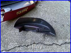 Jazzy Select & GT Top Front And Rear Battery Cover Shroud Fender Red Plastic