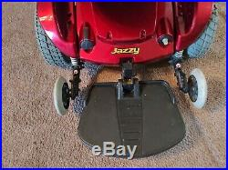Jazzy Select Power Wheelchair/with new batteries and charger