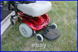 Jazzy select power chair very clean Excellent working order with new batteries