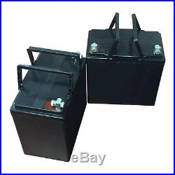 Jet 2 HD Power Chair Battery Kit, Also Fits Jet 12 / 10 / 1 HD Units