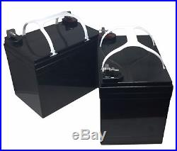 Jet 3 Ultra Power Chair Battery Kit, Also Fits Jet 7, Jet 3, and Jet 10 Models